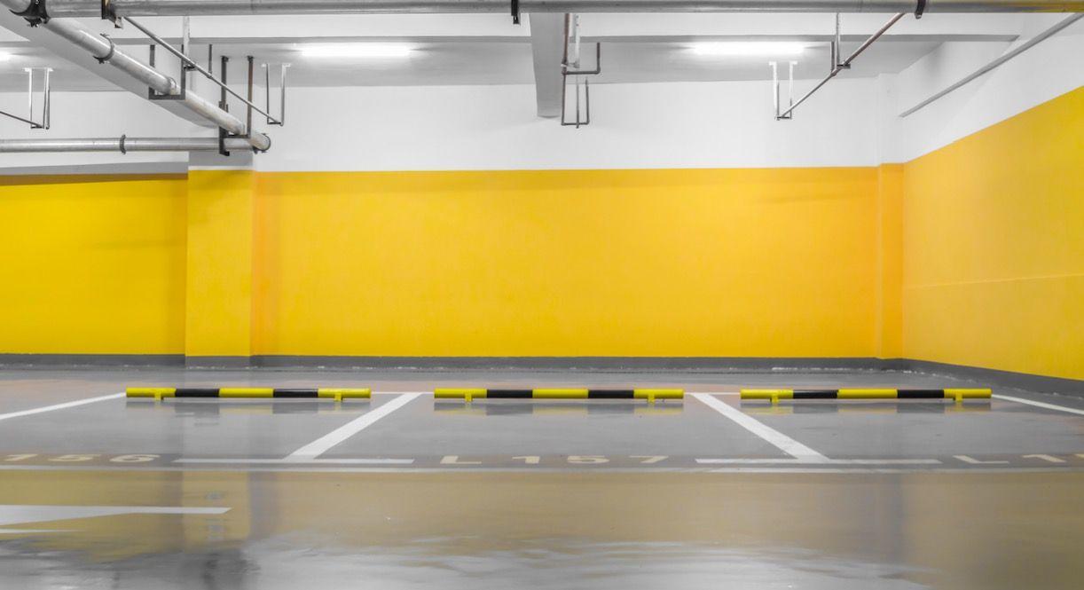 Tipos de pintura para el suelo de garajes pintores parking barcelona PIMONT